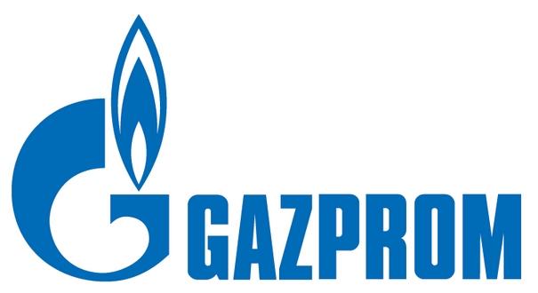 Gazprom Logo png