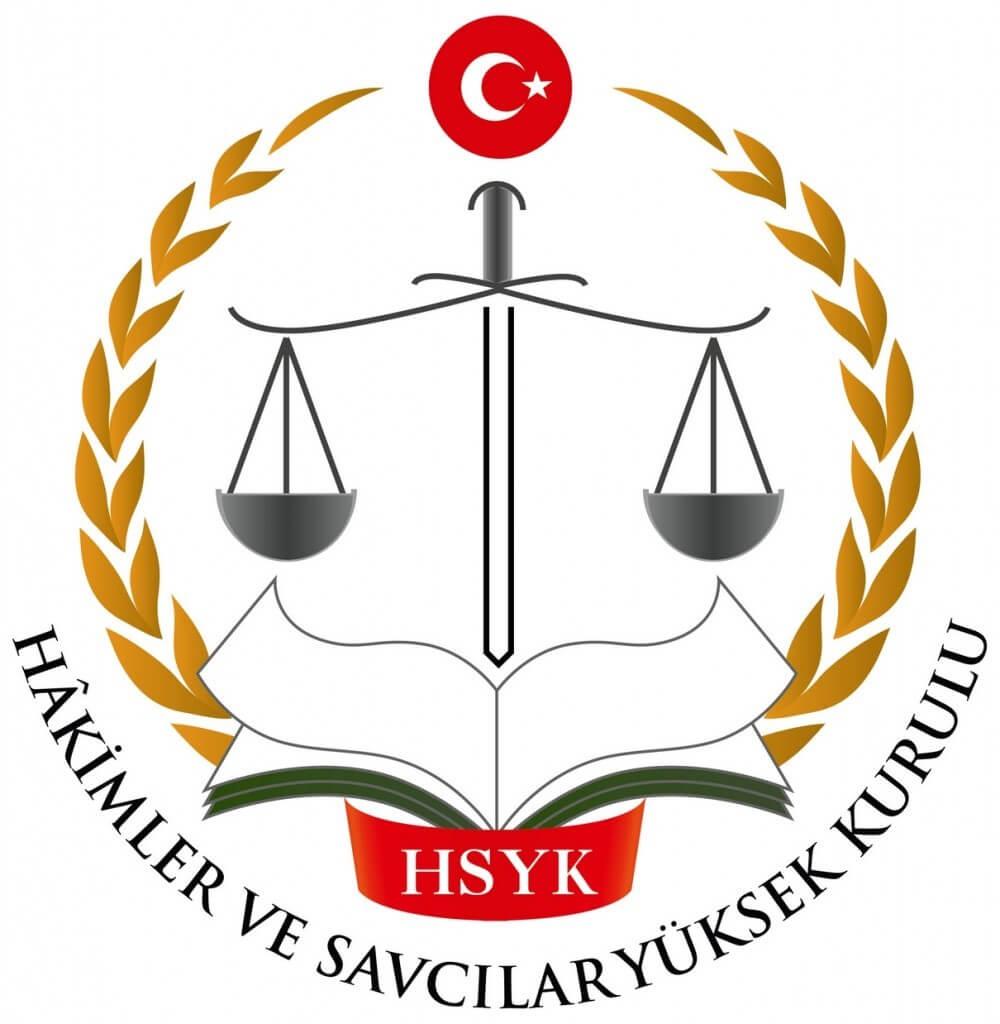 Hakimler ve Savcılar Yüksek Kurulu Vektörel Logosu