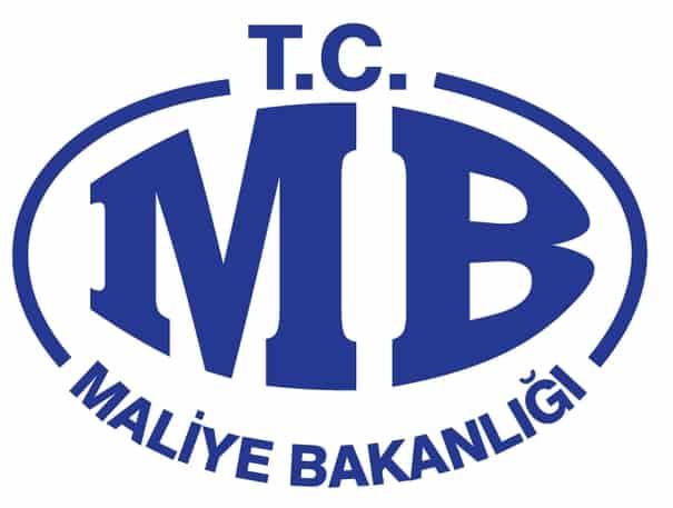 Cumhuriyeti maliye bakanlığı türkiye logoları www maliye gov tr