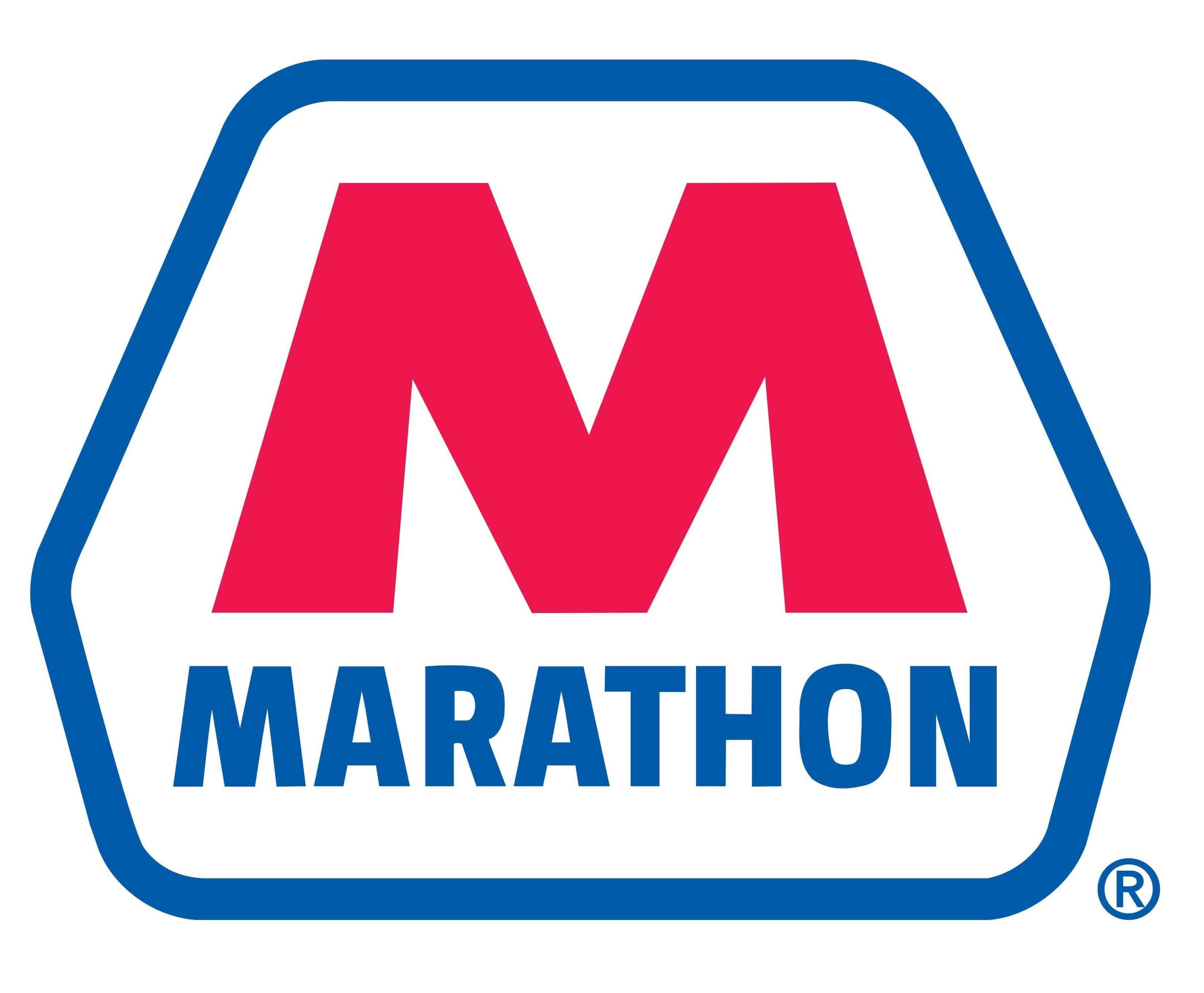 Marathon Oil Logo png