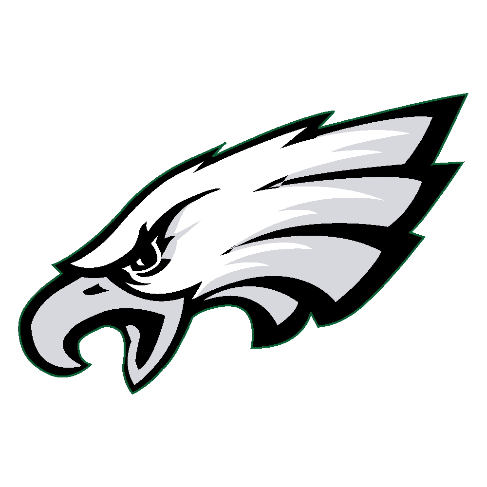 philadelphia eagles logo vector eps free download logo icons rh freelogovectors net eagle clip art pictures eagle clip art free