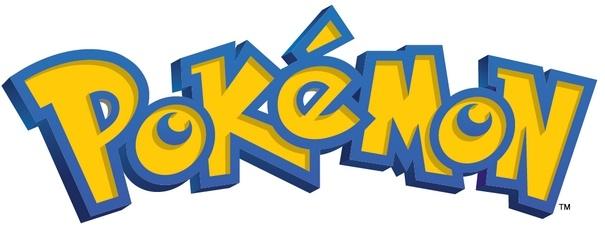 Pokemon Logo [AI File] png