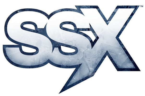 SSX Game Logo [PDF] png
