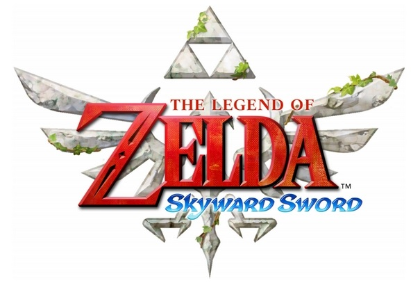 The Legend of Zelda: Skyward Sword Logo [PDF-PNF Files] Vector EPS ...