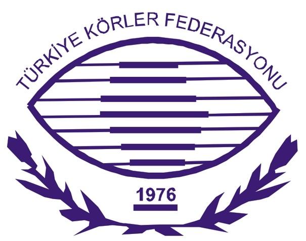 Körler Federasyonu Vektörel Logosu [PDF EPS] png