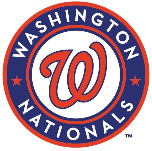 Resultado de imagen para logo washington nationals