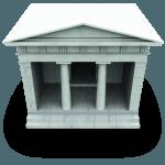Greek Column Construction Icon Set 512x512 [4 PNG File]