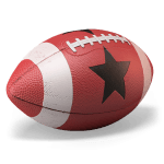 3D football Icon Set 512×512 [5 PNG File]