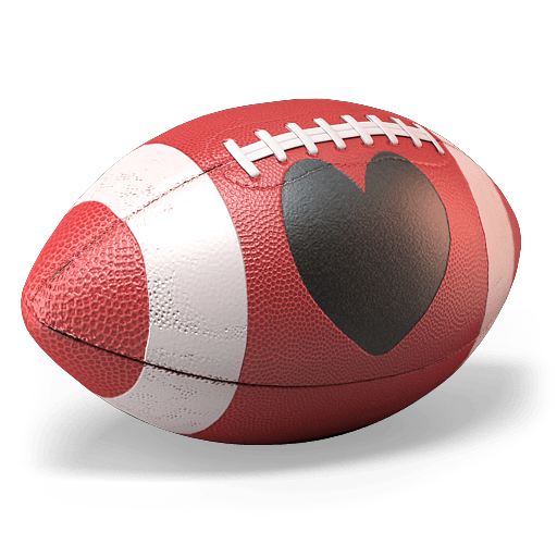 3D football Icon Set 512x512 [5 PNG File] png