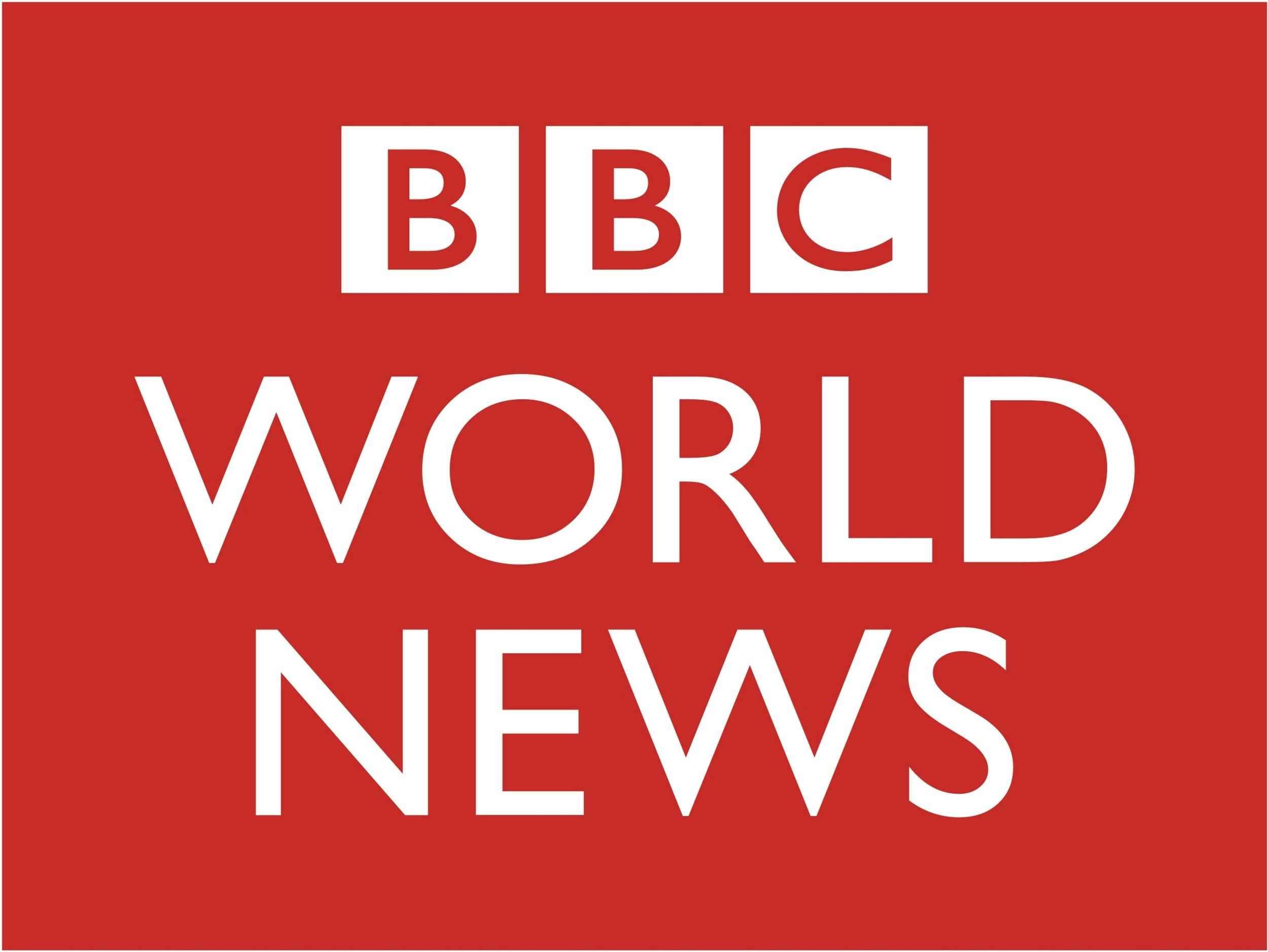 bbc world news logo vector