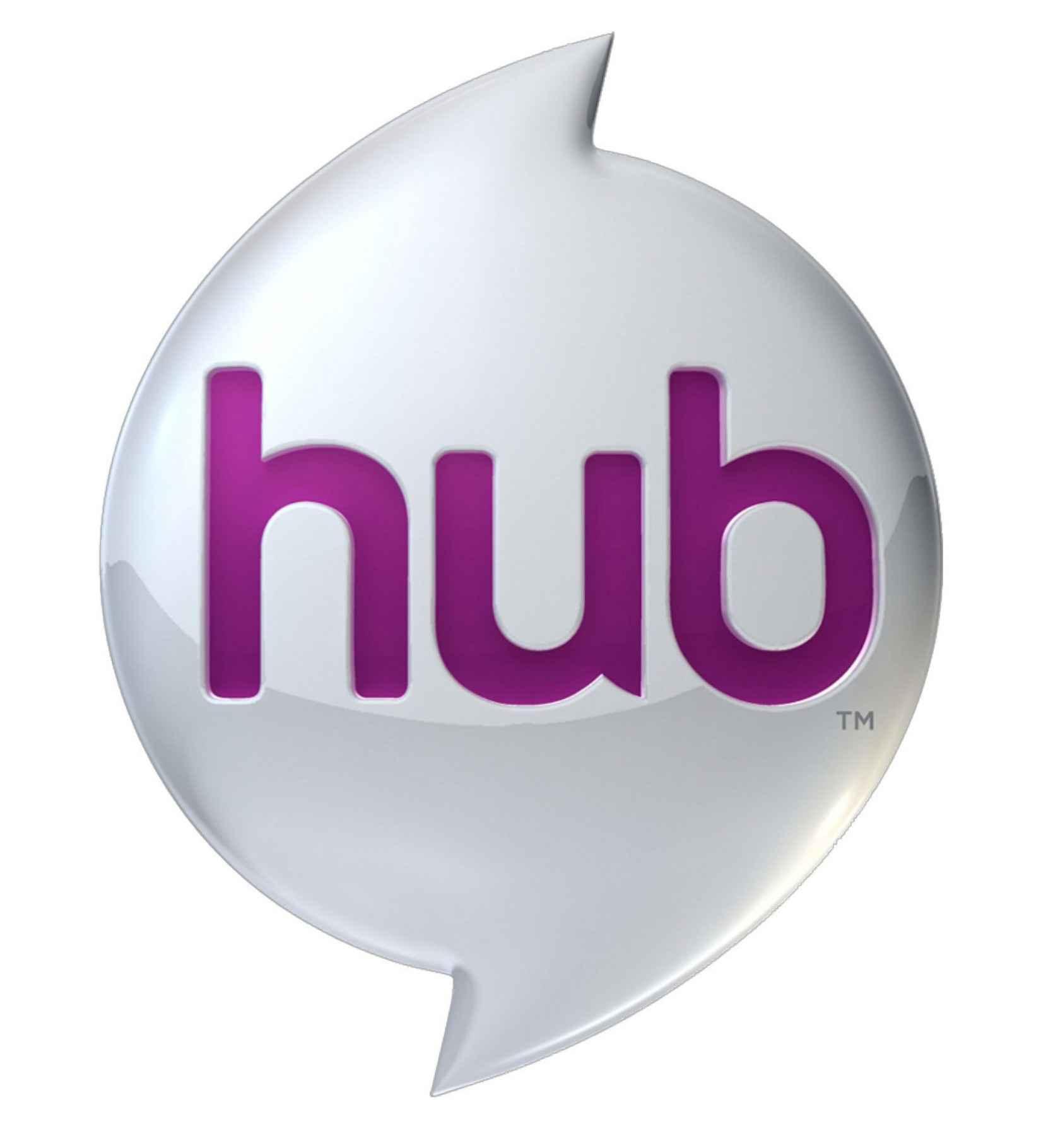 Hub Tv Logo [PDF] png