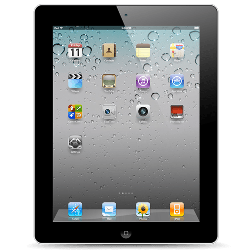 iPad2 Icons 512x512 [PNG Files] png