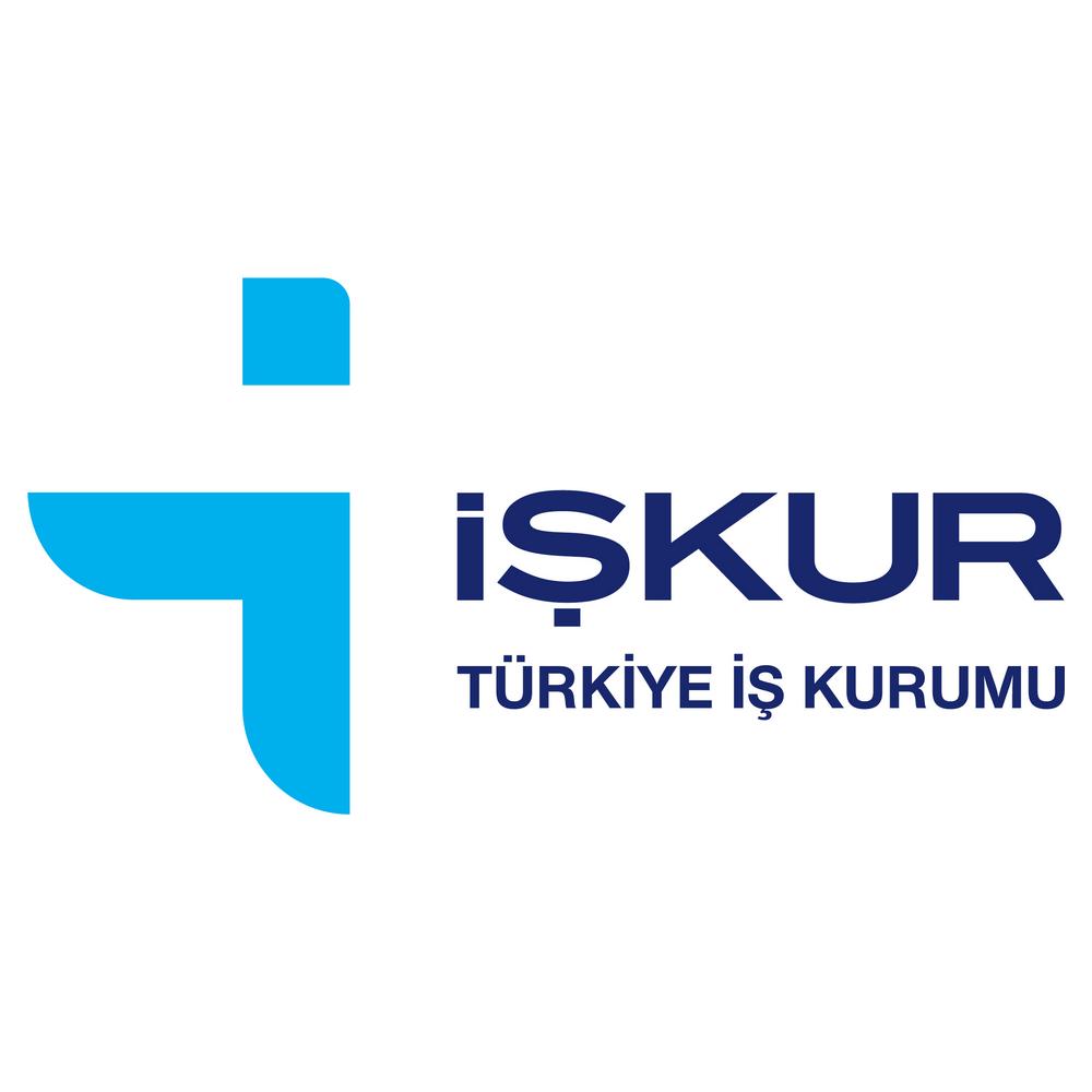Iskur: Türkiye İş Kurumu Logo Vector Icon Template