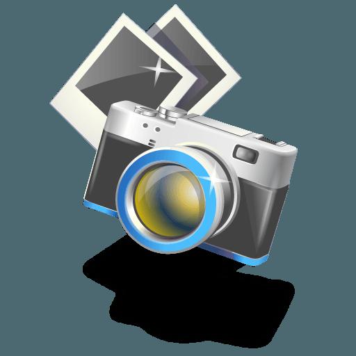 photo camera1 vector