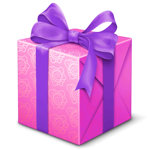 Birthday Gifts Icons 512x512 [PNG Files] png