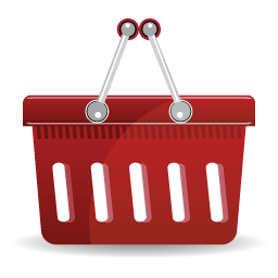 Shopping Element Icons 256x256 [PNG Files]