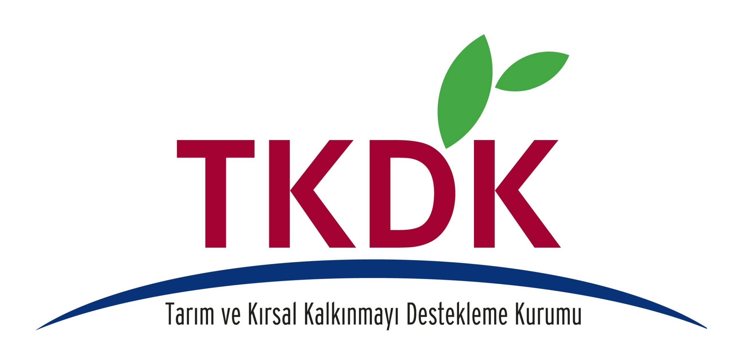 TKDK   Tarım ve Kırsal Kalkınmayı Destekleme Kurumu Logosu [PDF File] png