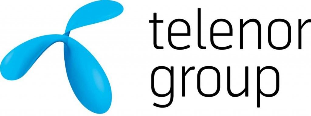 Telenor Group Logo png