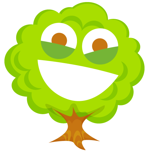 Happy greenery Icon Set 512x512 [4 PNG File] png