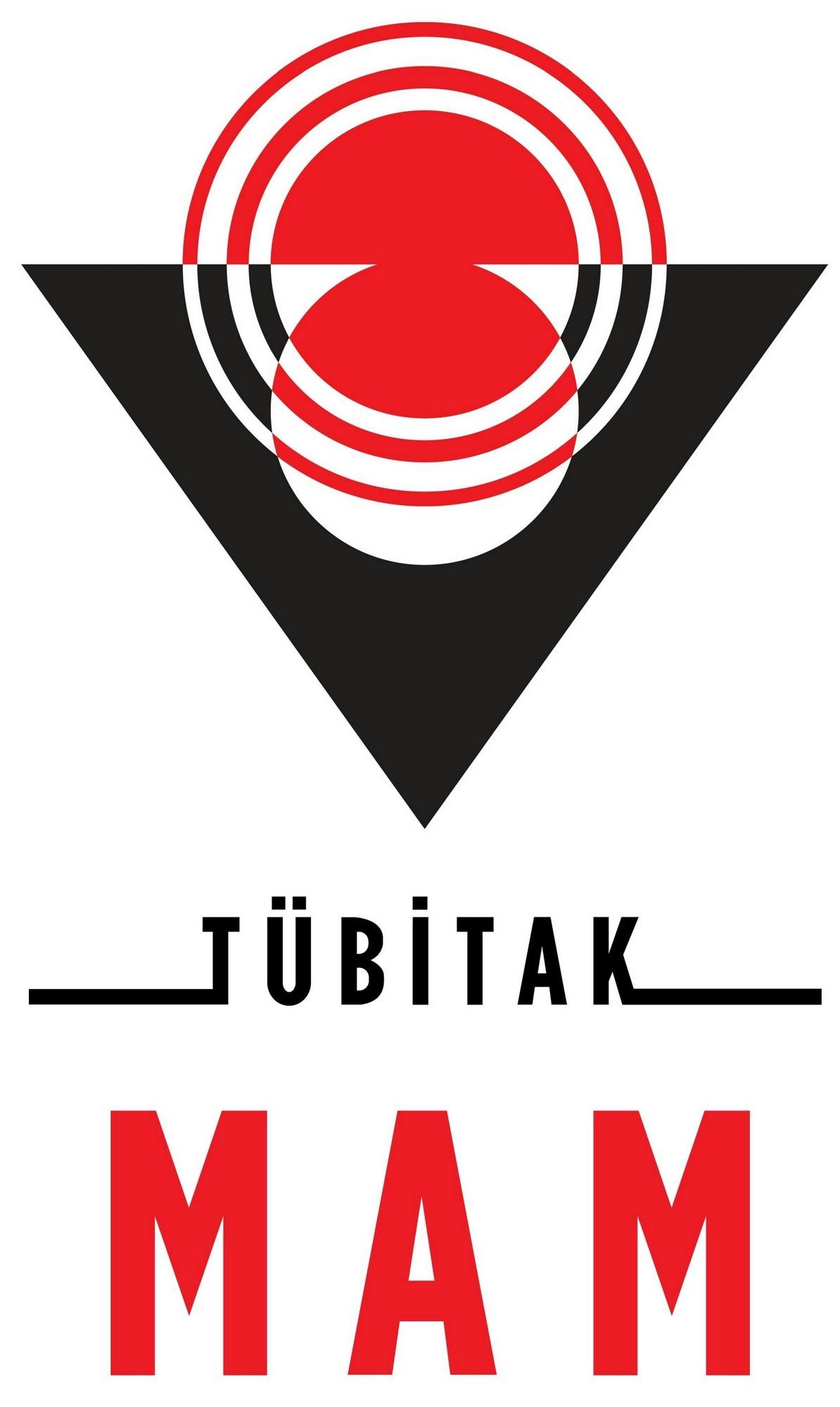 TÜBİTAK Marmara Araştırma Merkezi Logo png