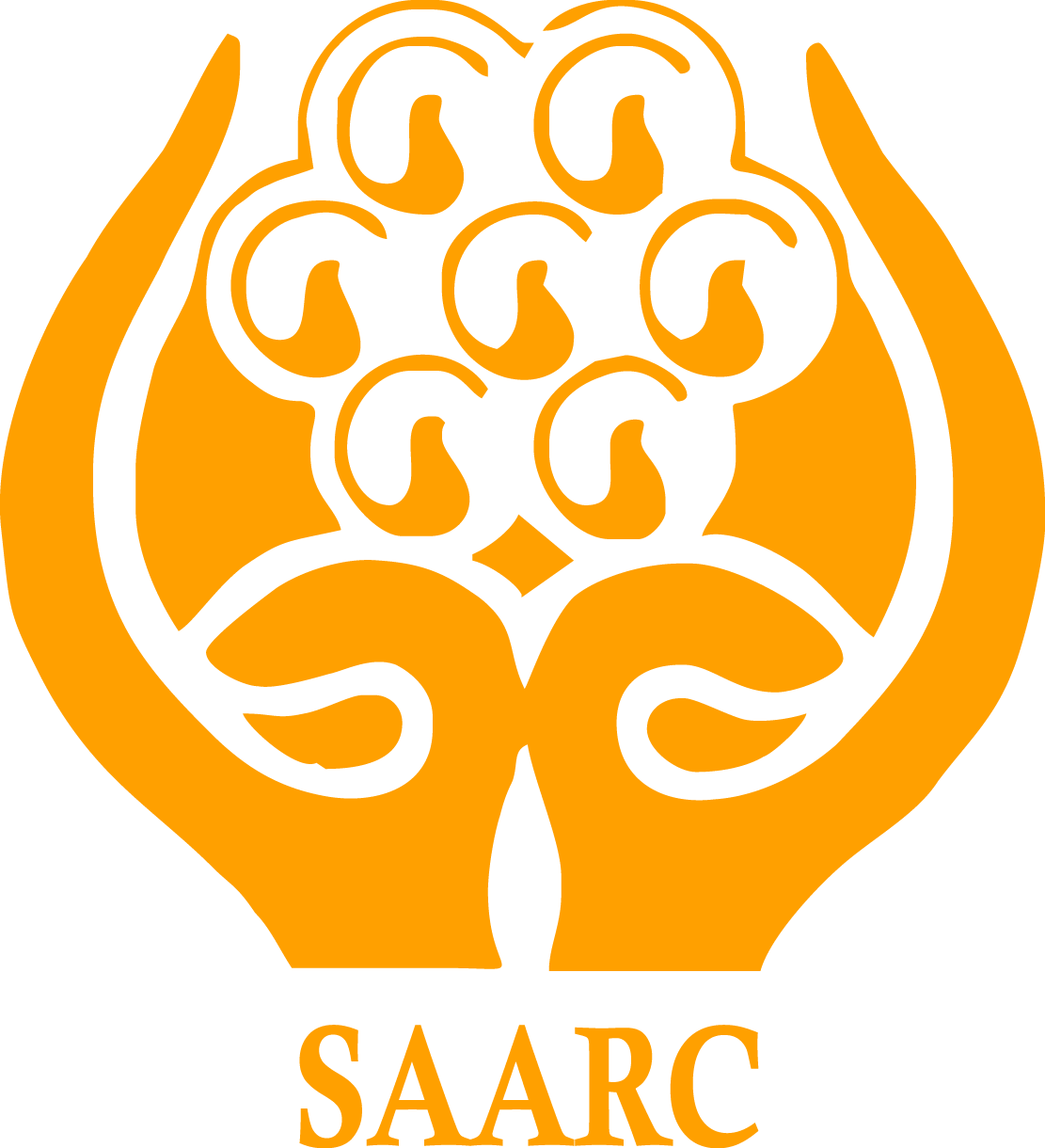 SAARC   South Asian Association for Regional Cooperation Logo [saarc sec.org] png