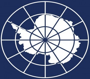 ATS   Antarctic Treaty Secretariat Logo png