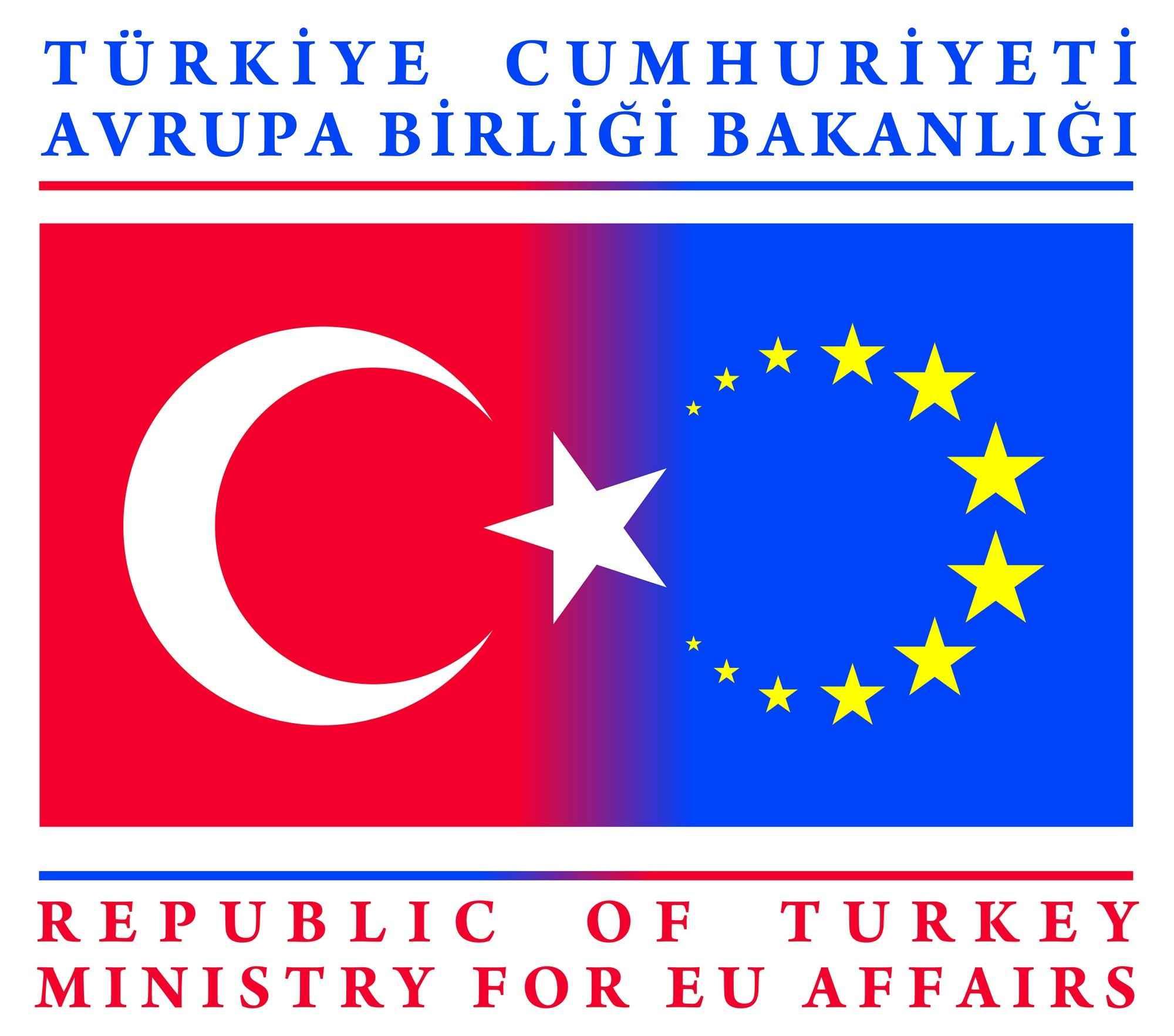 avrupa birligi bakanligi logo
