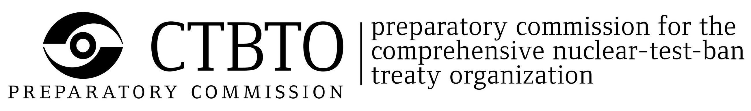 CTBTO   Comprehensive Nuclear Test Ban Treaty Organization Logo png