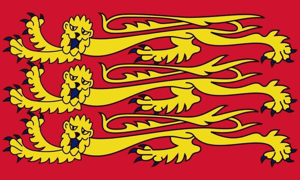 England Flag&Arm&Emblem png