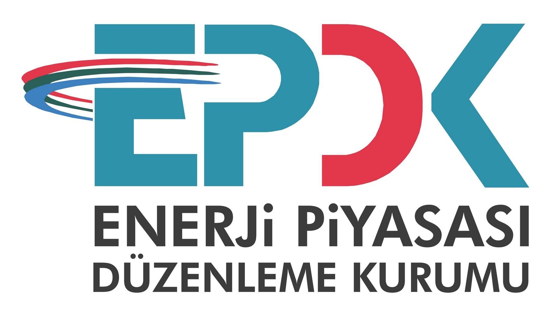 EPDK Logo – Enerji Piyasası Düzenleme Kurumu