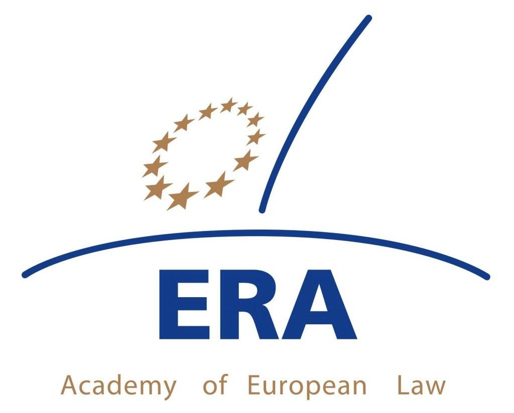 ERA   Academy of European Law Logo [PDF] png