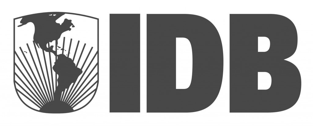 IDB   Inter American Development Bank Logo [PDF] png