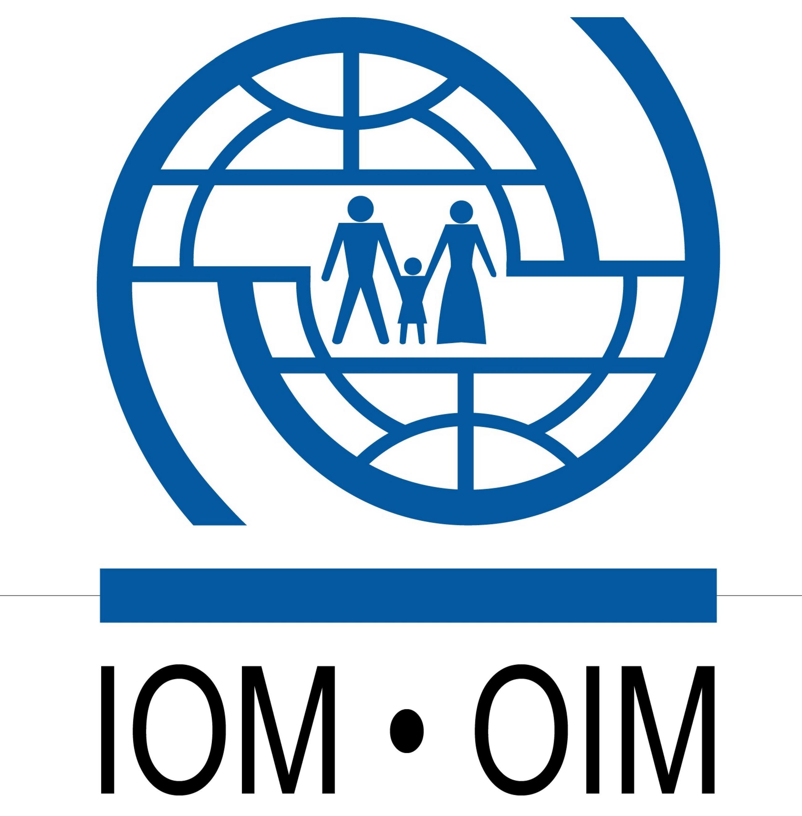 IOM   International Organization for Migration Logo png
