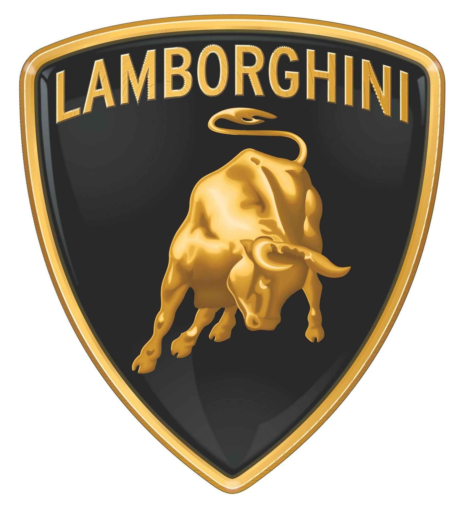 lamborghini лого вектор