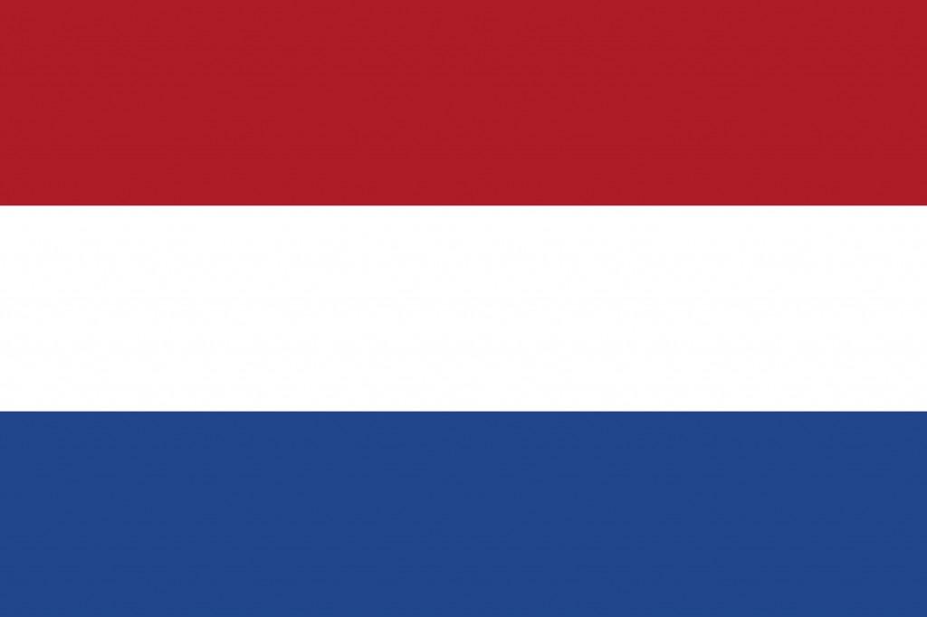 Netherlands Flag [Dutch]
