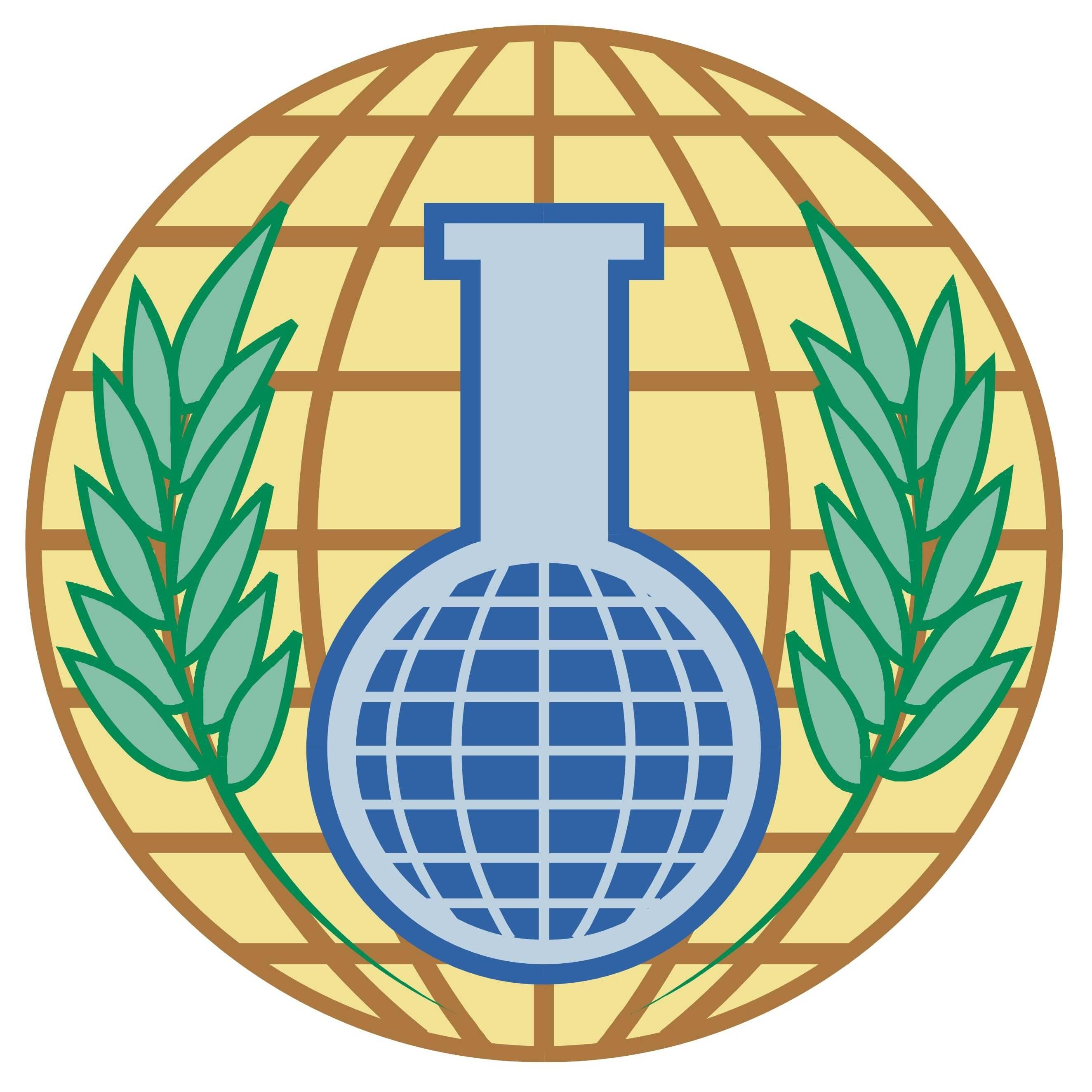 OPCW   Organisation for the Prohibition of Chemical Weapons Logo [EPS PDF] png