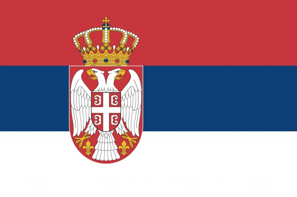 Republic of Serbia Flag&Arm&Emblem png