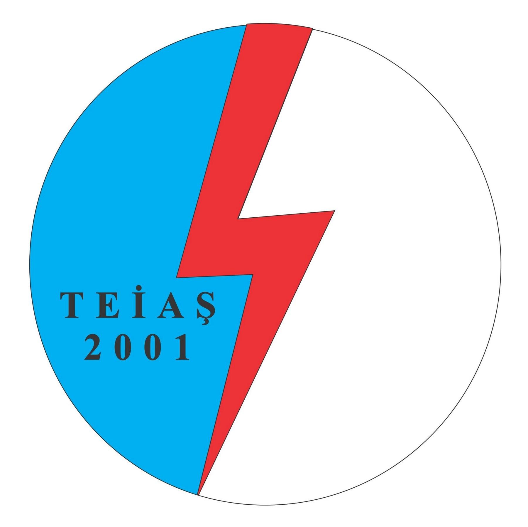 TEİAŞ – Türkiye Elektrik İletim A.Ş. Vektörel Logosu [EPS PDF] png