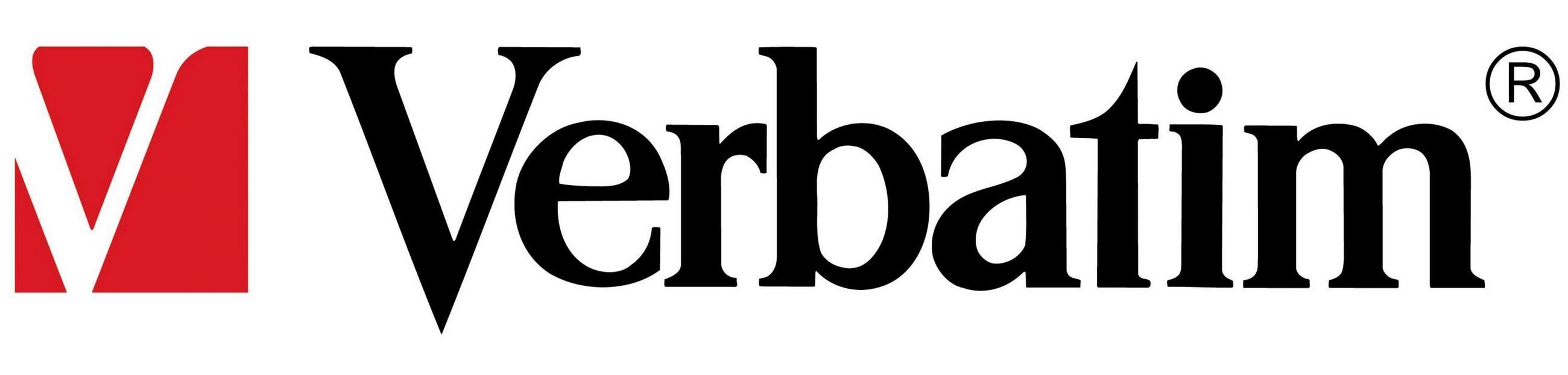 verbatim logo