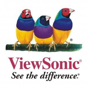 Viewsonic Logo png
