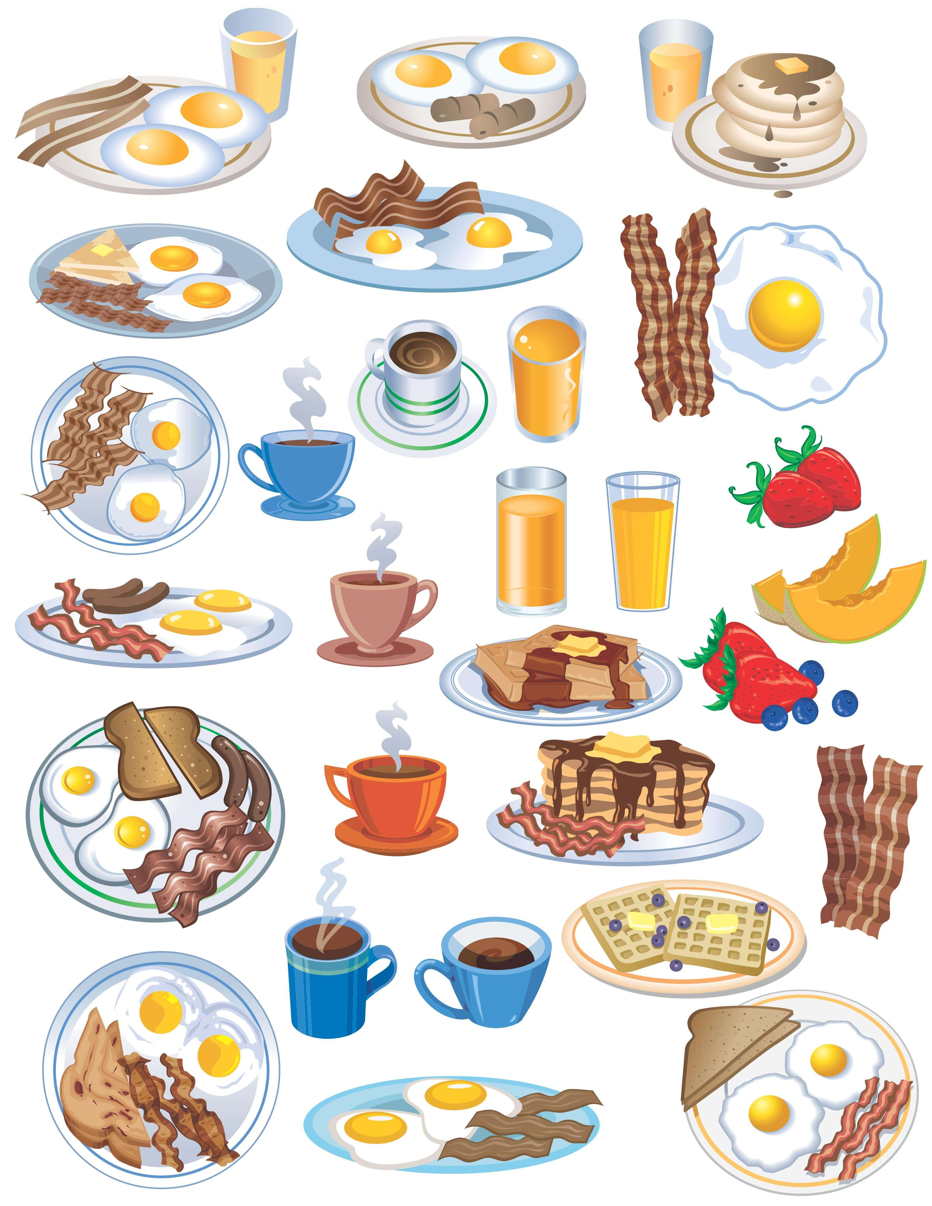 breakfast vector pack1