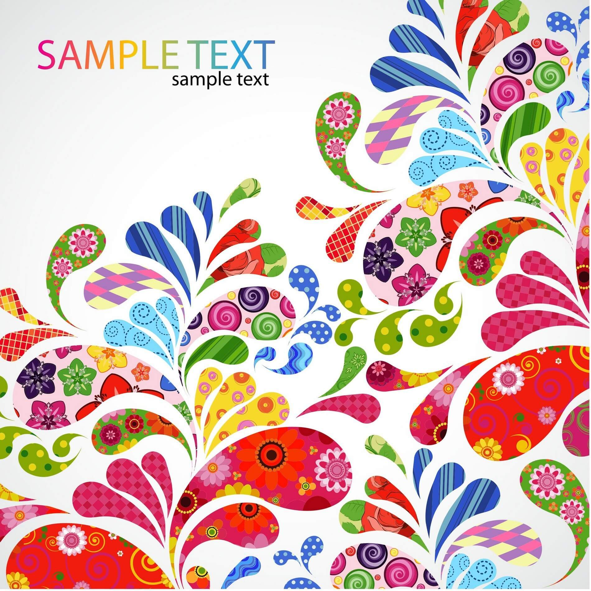 Floral Pattern png