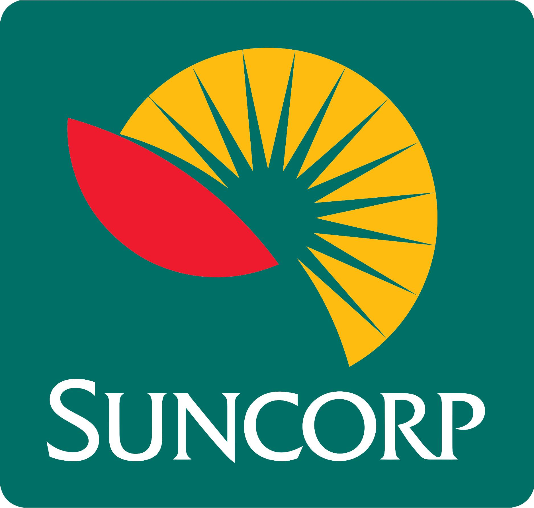 Suncorp Group and Bank Logo [2 EPS File] png