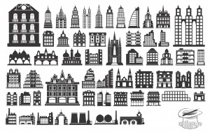 buildings-silhouettes