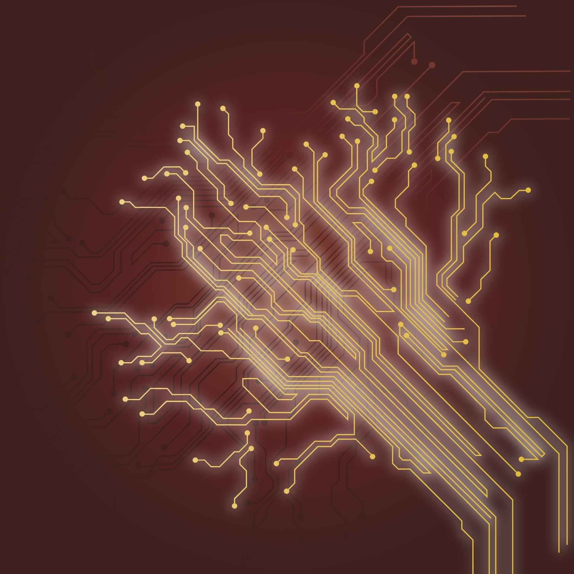 Chip Wires Background [EPS File] png