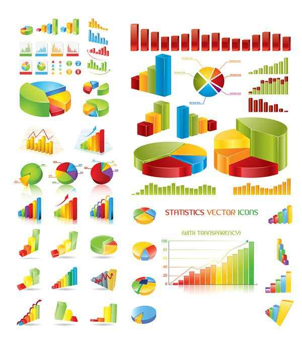 Statistic, Chart, Line Graph, Flow Diagram Symbols png