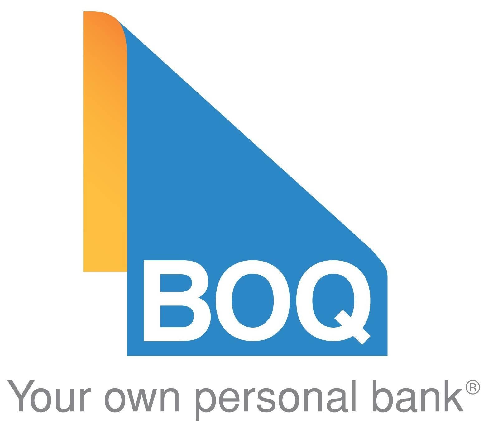 Bank of Queensland Logo   BOQ png