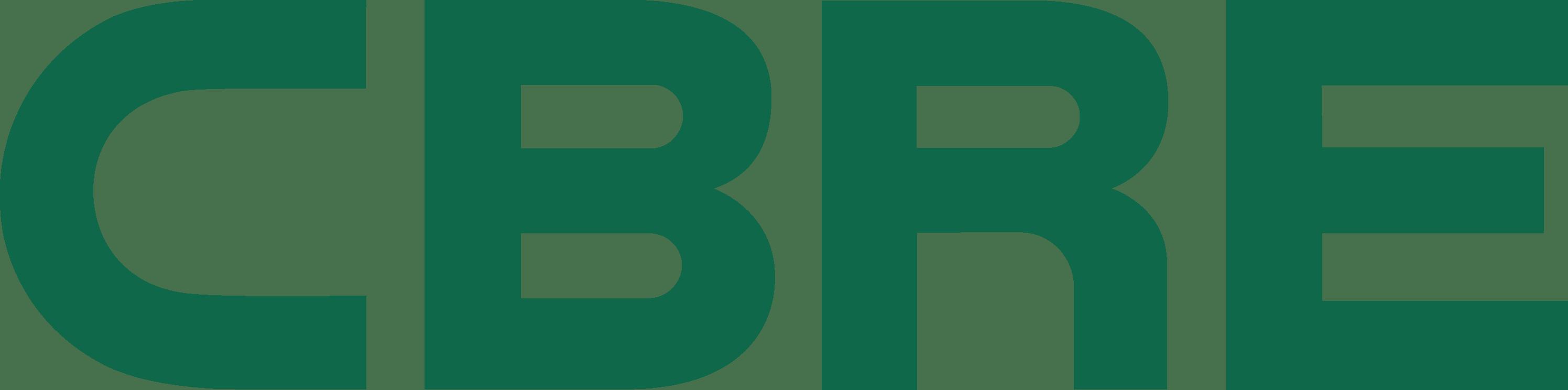 CBRE Logo png