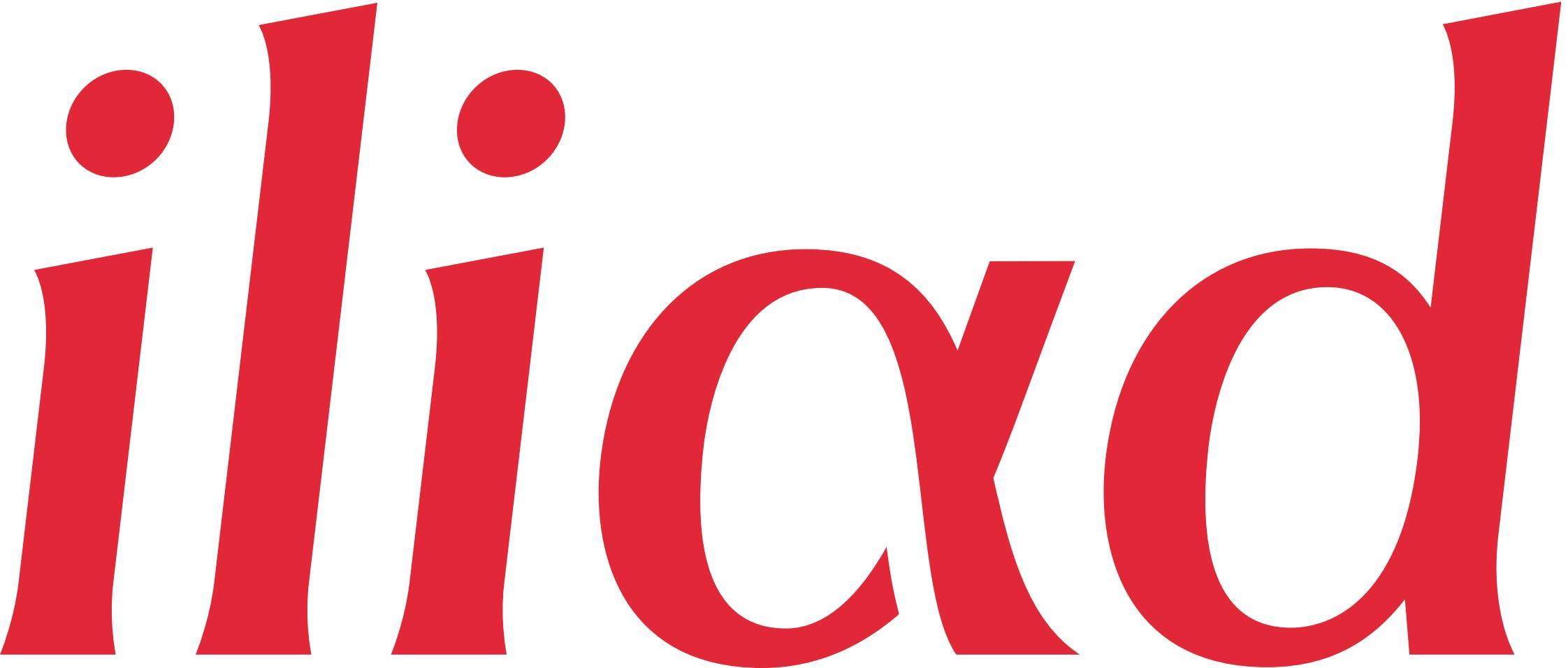 Iliad Logo [EPS File] png