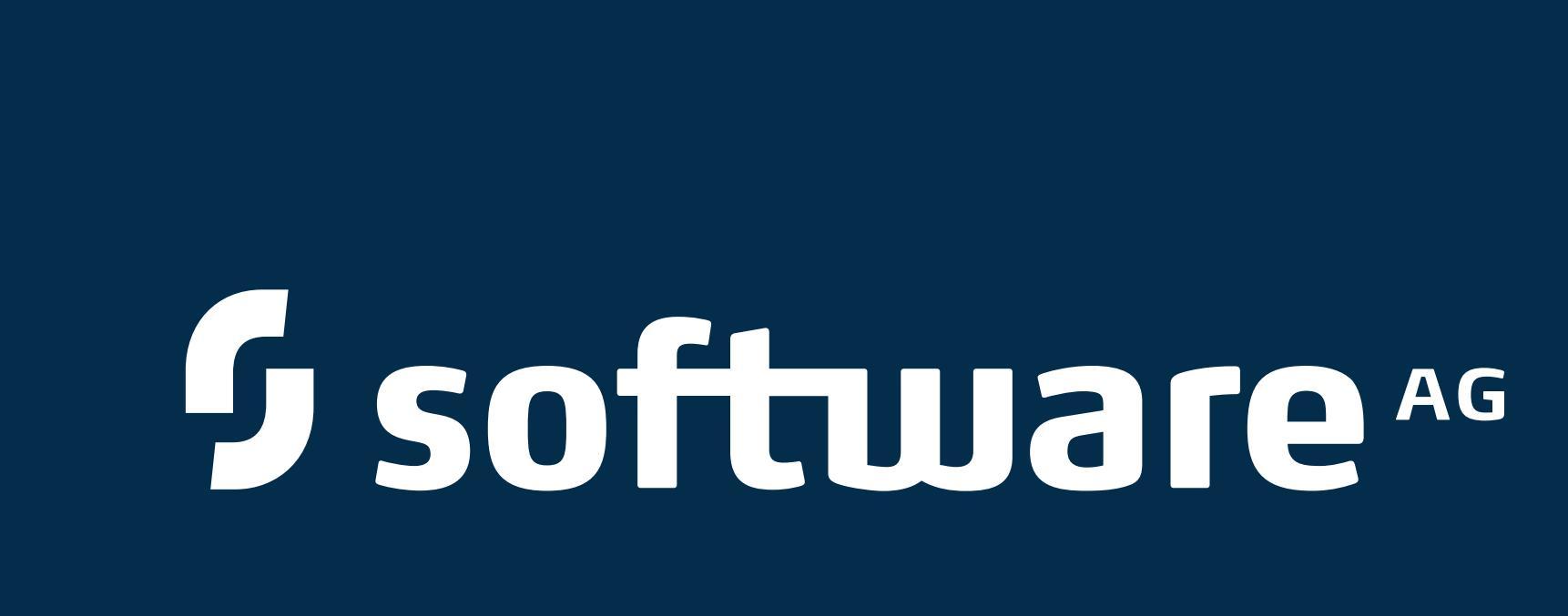 Software AG logo vector